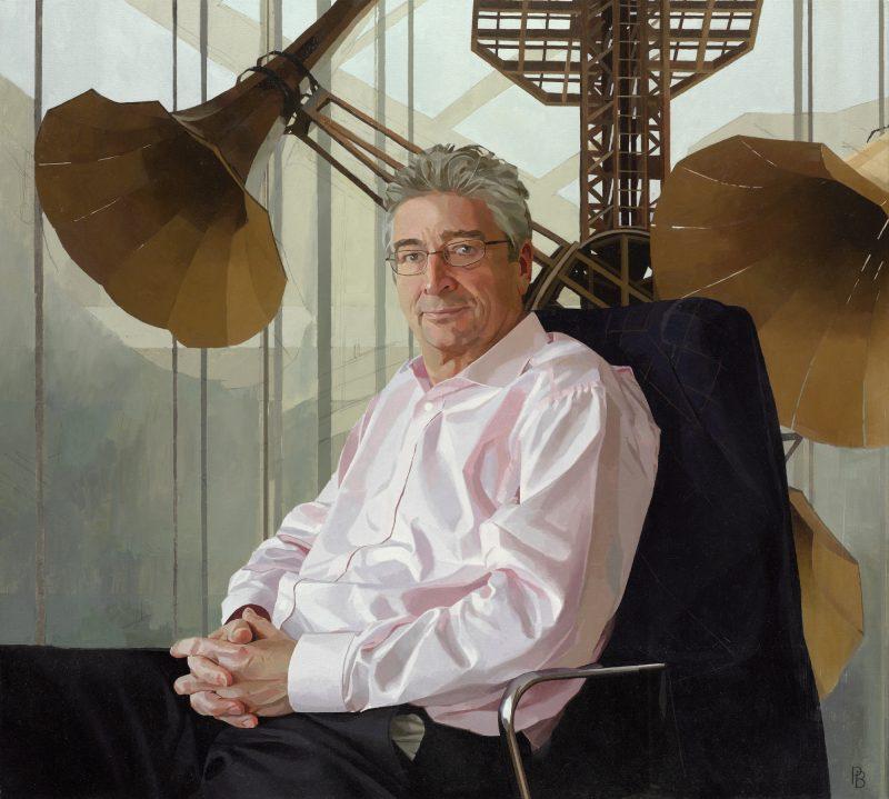 <p>Patrick Cescau, oil, 91 x 102cm, 2008</p>