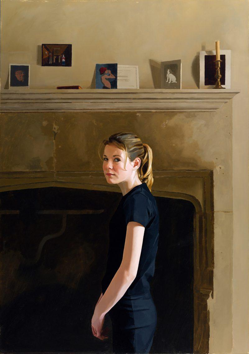 <p>Anne, Winter Light, 152 x 107cm, 2004</p>